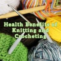 Health benefits of knitting thumb and link