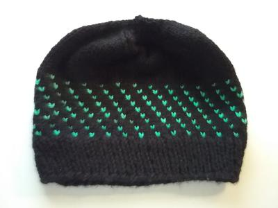 Basic Fair Isle Hat