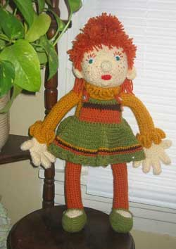 CRochet doll Clothes.
