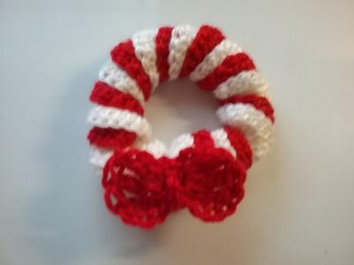 Curly Ribbon Wreath