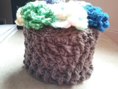 Easter Basket Toilet Paper Holder