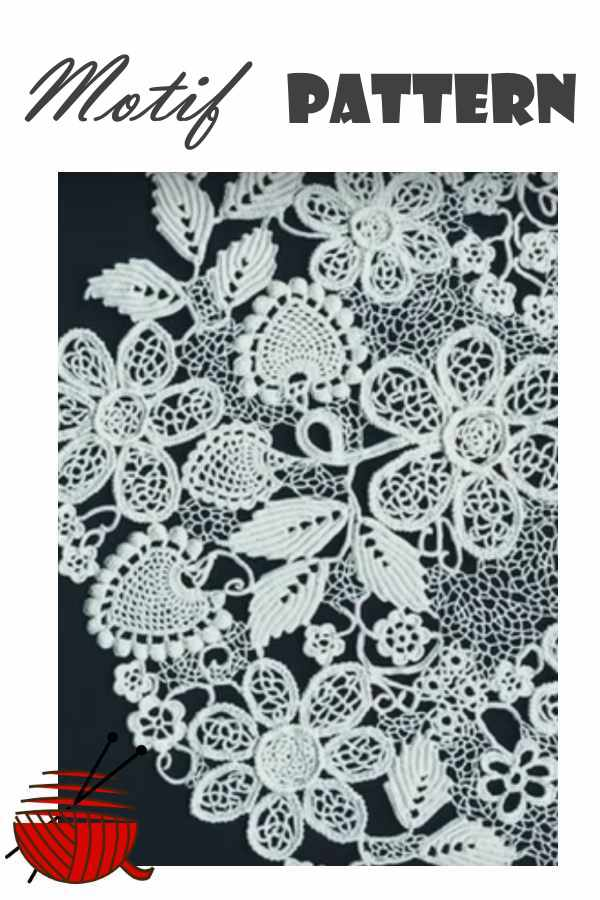 How To Design Motif Pattern Extraordinary Crochet Motif Patterns