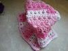 Criss Cross Stitch Dishcloth