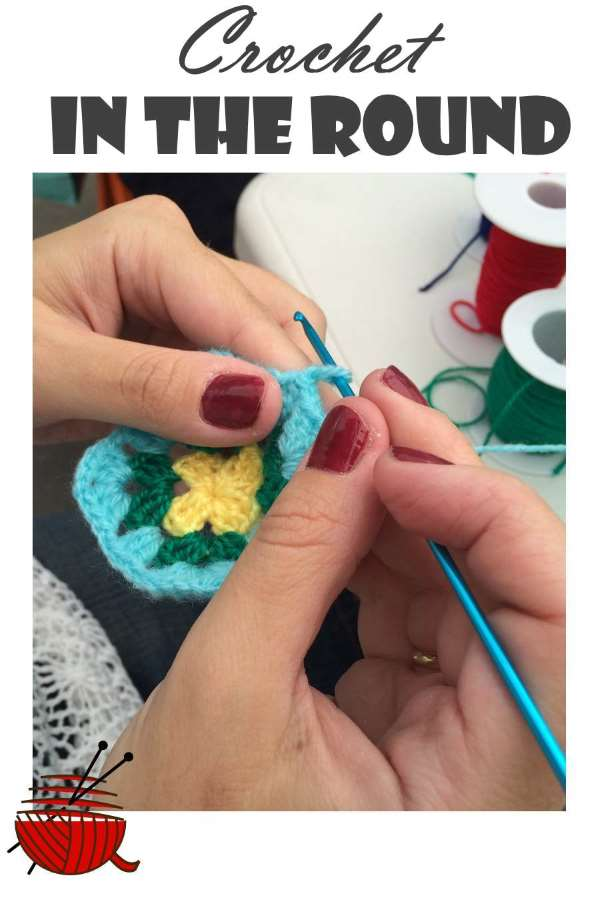 Crochet in the Round