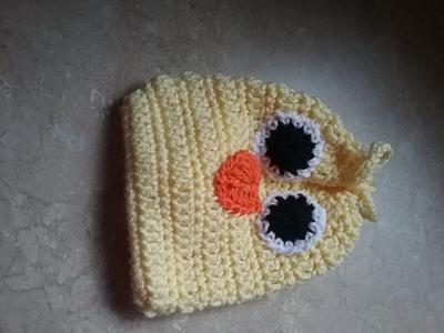 Easter Chick Grab Bag front
