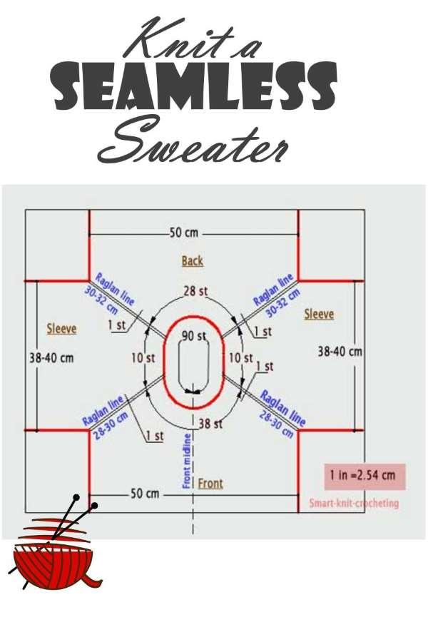 Seamless Sweater Pattern